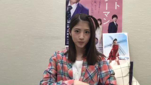 乃木坂46若月佑美SHOWROOM2