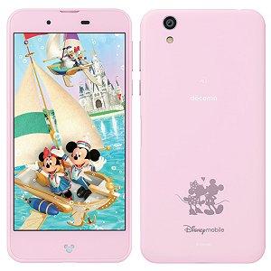 020_Disney Mobile on docomo DM-01J