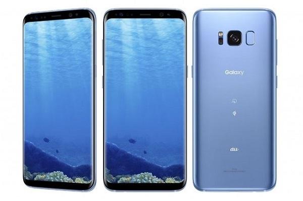 008_Galaxy S8 SCV36_image003