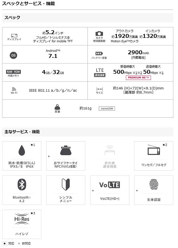 091_Xperia XZ Premium SSO-03J _004