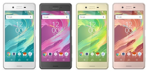 025_Xperia X Performance SOV33_images001