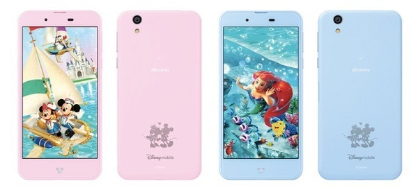 020_Disney Mobile on docomo DM-01J_images002