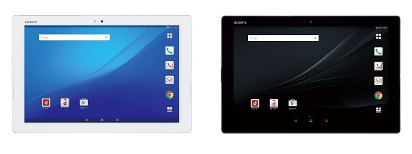 105_Xperia Z4 Tablet SO-05G_images001