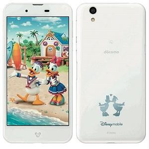 002_Disney Mobile on docomo DM-01J_NewColer