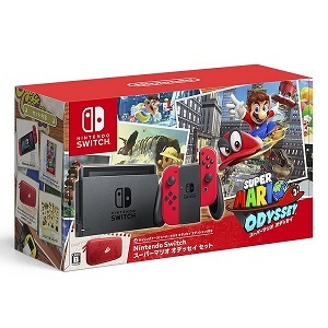 538_Nintendo Switch Mario-set