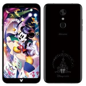 119_Disney Mobile on docomo DM-01K