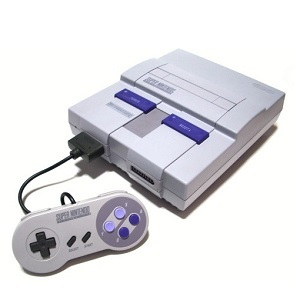 570_Super Nintendo Calssic Edition
