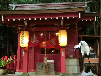 宮地嶽神社光の道13