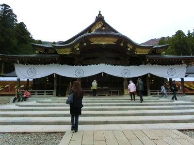 新潟弥彦神社