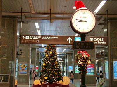 静岡駅の時計塔