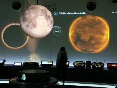 名古屋博物館天体