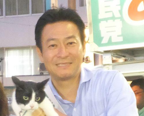 衆議院議員 秋元司先生 500