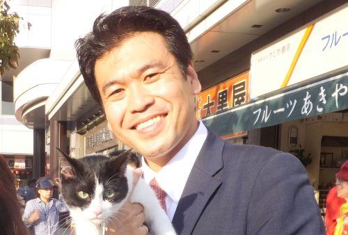 衆議院議員 松本洋平先生 2 500