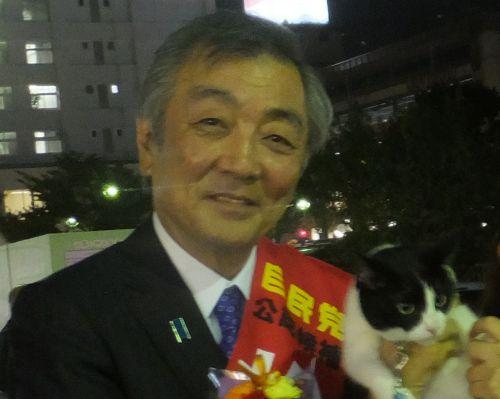 衆議院議員松本純先生 500