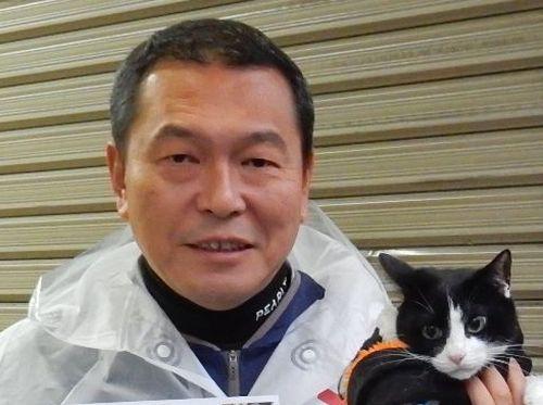 衆議院議員 小此木八郎先生 500