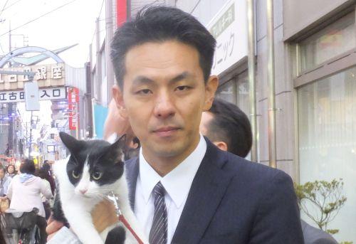 練馬区議会議員 藤井とものり先生 500