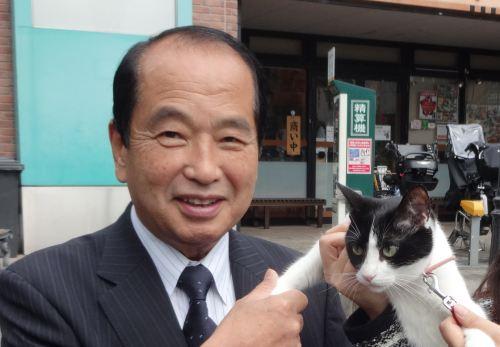 練馬区議会議員 村上悦栄先生 2 2016年10月