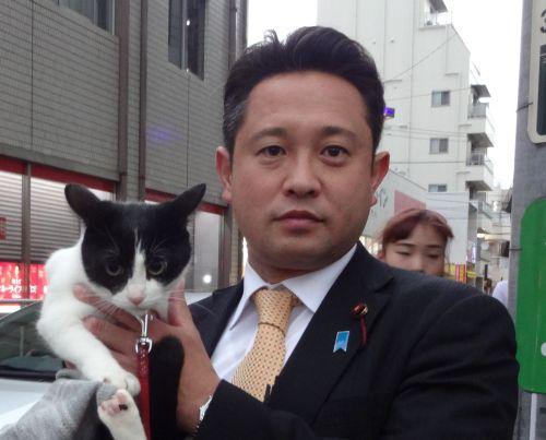 練馬区区議会議員 石黒たつお先生 500 2016年10月