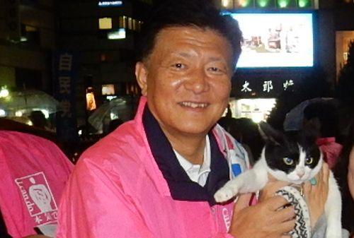 衆議院議員 新藤義孝先生 500