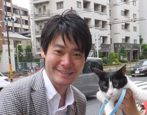 品川区議会議員 石田 慎吾(いしだ しんご)先生 500