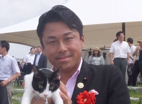 江戸川区議会議員 福本 光浩 (ふくもと みつひろ)先生 500