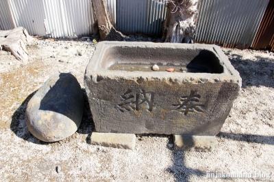 香取神社(越谷市平方)4