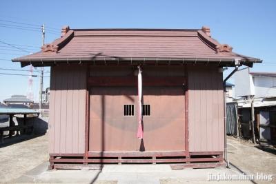香取神社(越谷市平方)5