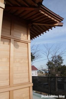 浅間神社(越谷市平方)10