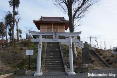 浅間神社(越谷市平方)3