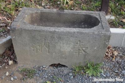 浅間神社(越谷市平方)7