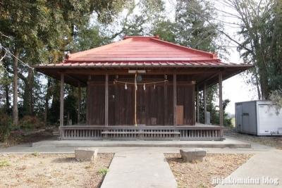 鹿島神社(越谷市平方)4