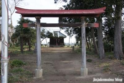 香取神社(越谷市平方)2