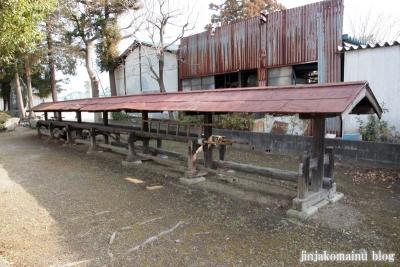 赤沼神社(春日部市赤沼)4