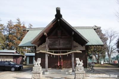 赤沼神社(春日部市赤沼)10