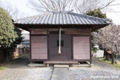 稲荷神社(春日部市赤崎)4