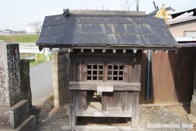 稲荷神社(春日部市赤崎)9