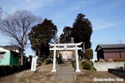 日枝神社(春日部市赤崎)1