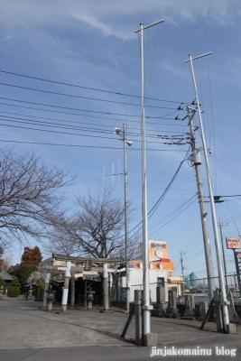 水角神社(春日部市水角)1