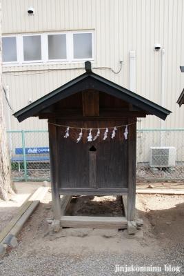 水角神社(春日部市水角)11