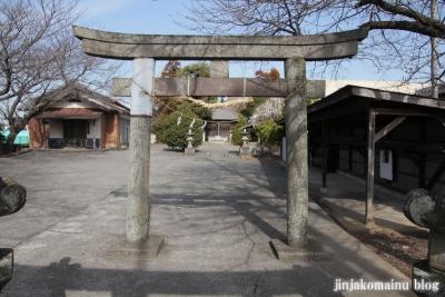 水角神社(春日部市水角)6