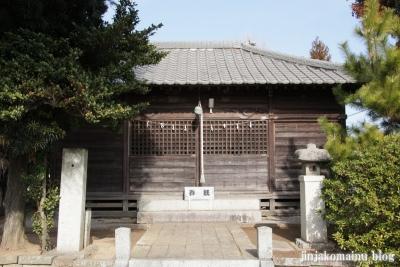 水角神社(春日部市水角)8