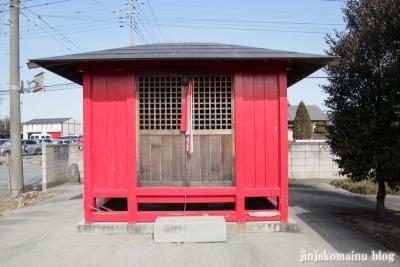 稲荷神社(春日部市永沼)3
