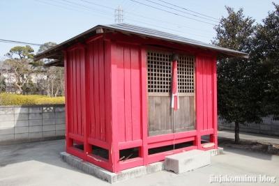稲荷神社(春日部市永沼)4