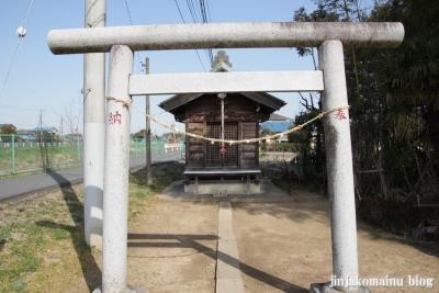 藤崎稲荷大明神(春日部市下柳)2