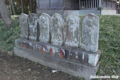 雷電神社(春日部市下柳)12