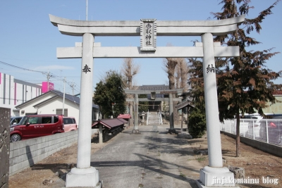 香取神社(春日部市下柳)2