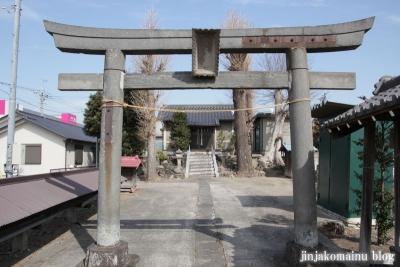 香取神社(春日部市下柳)6