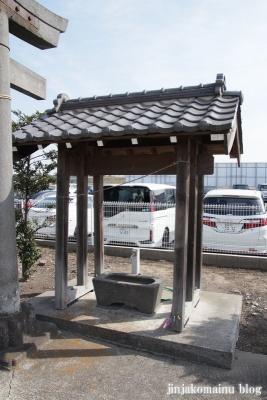 香取神社(春日部市下柳)5