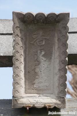 香取神社(春日部市下柳)7