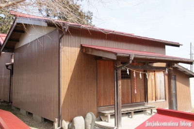 香取神社(春日部市新川)5